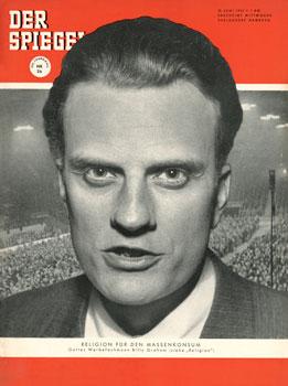 Spiegel, 23 June 1954: 'Religion for Mass Consumption'
