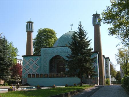 Imam-Ali-Moschee in Hamburg-Uhlenhorst, Foto von 2006