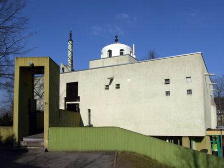 Islamisches Zentrum Aachen (Bilal-Moschee), Foto von 2008