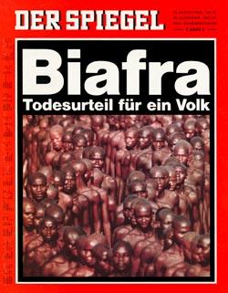 Spiegel, 19.8.1968, Titelseite