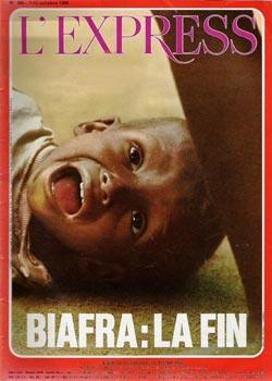 L'Express, 7.10.1968, Titelseite