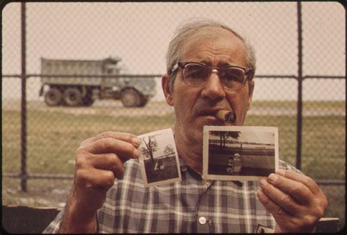 Matthew Vieira, Boston 1973.