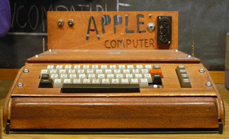 Computer Apple 1 (1976)