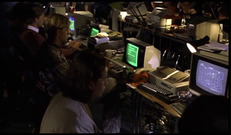 """Szene aus dem Spielfilm """"23 – Nichts ist so wie es scheint"""""""