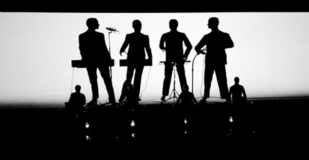 Kraftwerk live, Autostadt Wolfsburg 2009