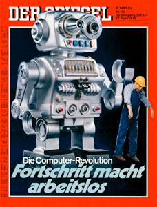 """""""Spiegel""""-Titel vom 17.4.1978"""