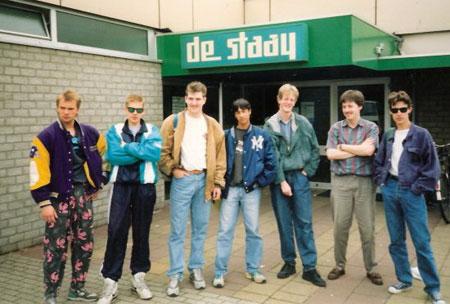Attendees of Venlo Meeting, 1990