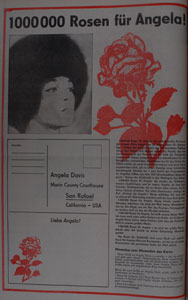 """Vorbereitete Postkarten (""""Junge Welt"""", 19.1.1971)"""