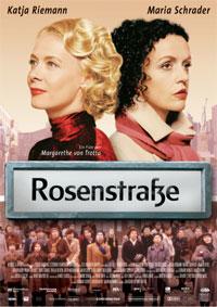 Filmplakat Rosenstraße