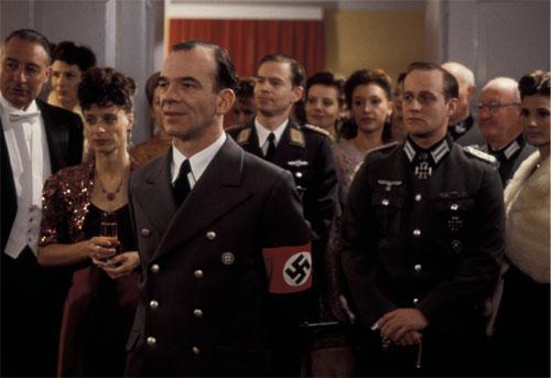 Propagandaminister Joseph Goebbels (Martin Wuttke)