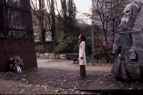 Maria auf Spurensuche (Maria Schrader)