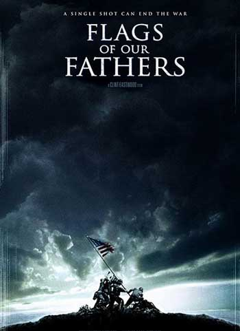 Filmplakat 'Flags of our Fathers' (© Paramount Pictures)