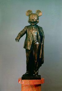 Alexander Kossolapow, Mickey-Lenin, 2002