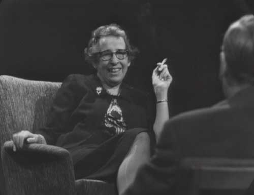 Hannah Arendt im Gespräch mit Günter Gaus (28.10.1964)