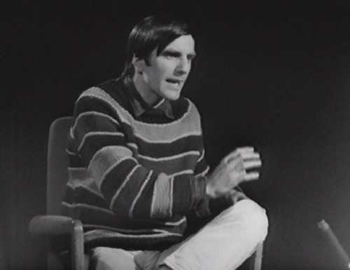 Rudi Dutschke im Gespräch mit Günter Gaus (3.12.1967)
