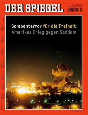 Spiegel-Titel vom 24.03.2003