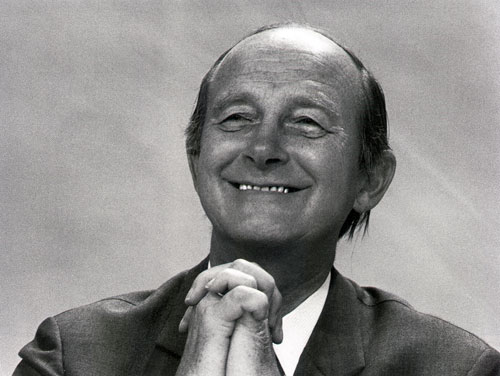 Hans Filbinger, CDU-Parteitag, Saarbrücken 1971