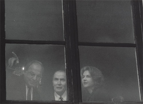Helmut Kohl, François Mitterrand, 1983
