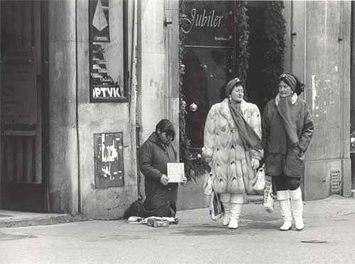 Krakau, Polen, 1992
