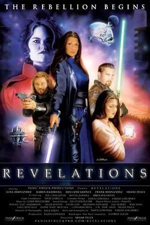 """Filmplakat """"Revelations"""" (2005)"""
