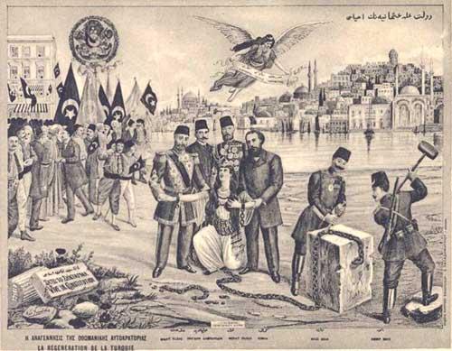 """""""Die Auferstehung des osmanischen Staates"""""""