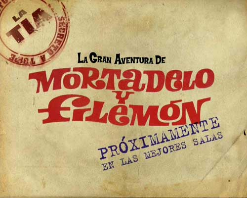 'Mortadelo y Filemón', title