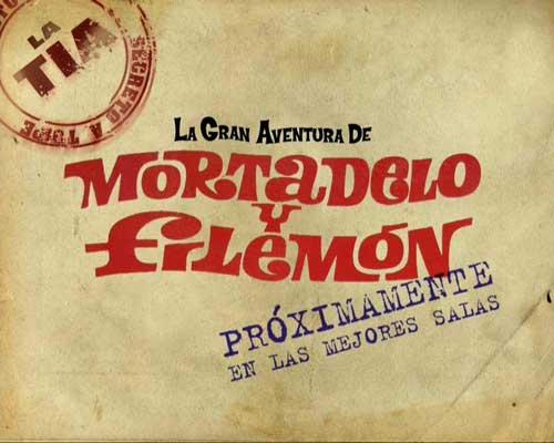 'Mortadelo y Filemón', title