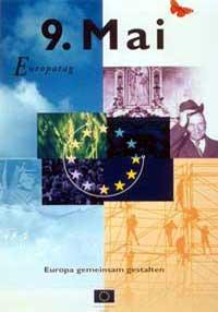 Plakat zum Europatag 1996