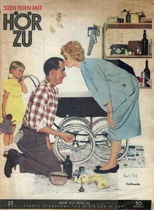 HÖR ZU Nr. 25/1959