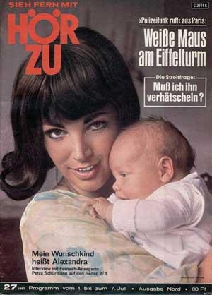 HÖR ZU Nr. 27/1967