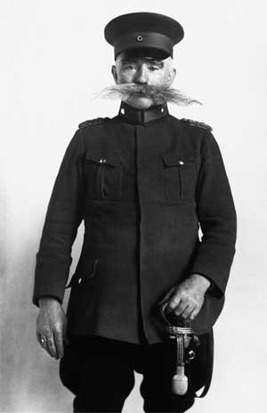 Polizeibeamter. Der Herr Wachtmeister (1925)