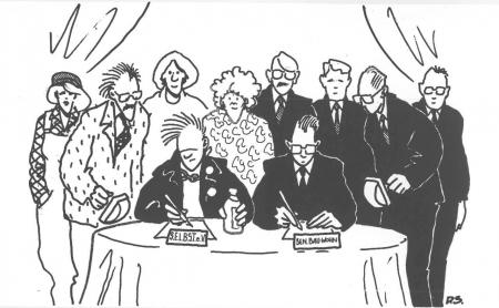 Vom Protest zum Vertrag