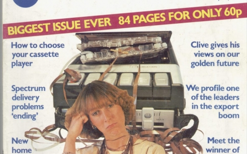 Sinclair User October 1982