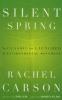 2002 Silent Spring Mariner Books